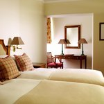 Our tranquil bedrooms