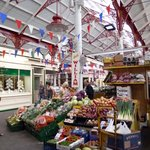 St Helier Central Market