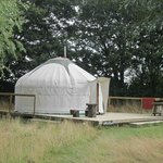 Photo de Ivy Grange Farm Yurt Holidays
