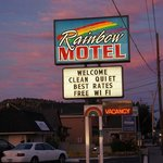 Photo de Rainbow Motel