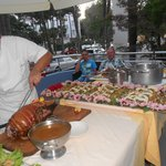 SOIREE BUFFET DU 15/08/2013
