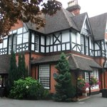Langtry Manor Hotel resmi