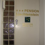 Pension Liechtenstein Foto