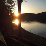Lake Ouachita State Park Campgroundの写真