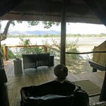 Photo de Chamilandu Bushcamp - The Bushcamp Company