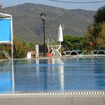 Foto de The Kalloni Bay Hotel