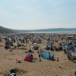 woolacombe bay sands