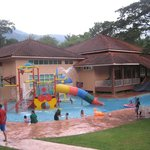Children Pool with Slide