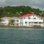 Grand Anse Beach Palace Hotel Foto