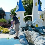 Duffer's mini golf