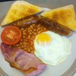 Magna Carta breakfast best in town