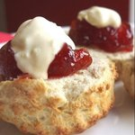 """the"" cream tea @mcartatearoom"