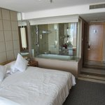 The Center Hotel Weihai resmi