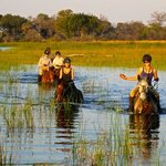 Foto van Macatoo Horseback Safari Camp
