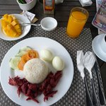 Filipino breakfast - Day 2