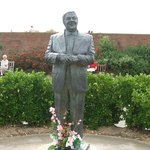 The late great Les Dawson