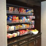 Commissary - Non-Perishable Snacks