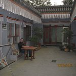 Chinese Box Courtyard Hostel Foto