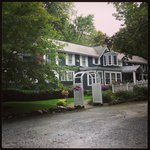 Beautiful Fox Creek Inn during Labor Day weekend