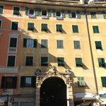 Hotel Albergo la Piazzetta on 5th floor.