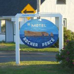 Foto van Hotel Motel Rocher Perce B&B