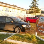 Foto de Hotel Motel Rocher Perce B&B
