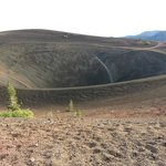 Top of the Cinder Cone