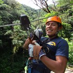 صورة فوتوغرافية لـ ‪Boquete Tree Trek Mountain Resort‬