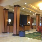 Foto van Fairfield Inn and Suites