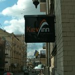 sign for Kiev Inn