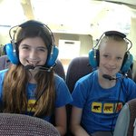 float plane ride of the Lake