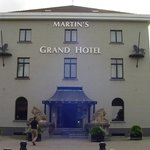 Martin's Grand Hotel Waterloo照片
