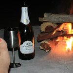 1st night sitting next to fire with Breede Valley's best!
