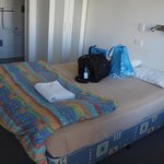 Foto van Park Beach Hotel Motel / Hoey Moey Backpackers