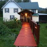 Foto di Frosty Hollow Bed & Breakfast