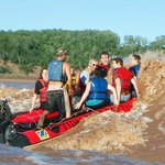 Φωτογραφία: Shubenacadie Tidal Bore Rafting Park and Cottages