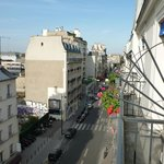view - rue de Vaugirard