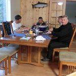 Alaska Riverview Lodge resmi