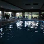 large indoor pool open 24 hrs