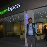 Foto de Holiday Inn Express Lisbon Airport