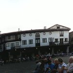 Plaza Mayor de La Alberca