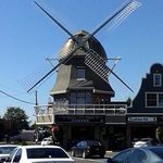 One of the Lynden windmills