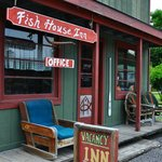 Foto de Fish House Inn and RV Park