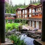 Foto van Alderbrook Resort & Spa