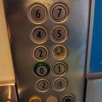 Missing lift buttons