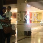 Main entrance of BKR Grand Chennai