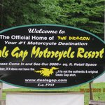 Zdjęcie Deal's Gap Motorcycle Resort