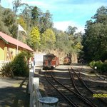 Walhalla Goldfields railway station