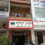 Quite well located and cost effective Guest house