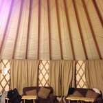 Foto de Sourdough Sue's Yurts